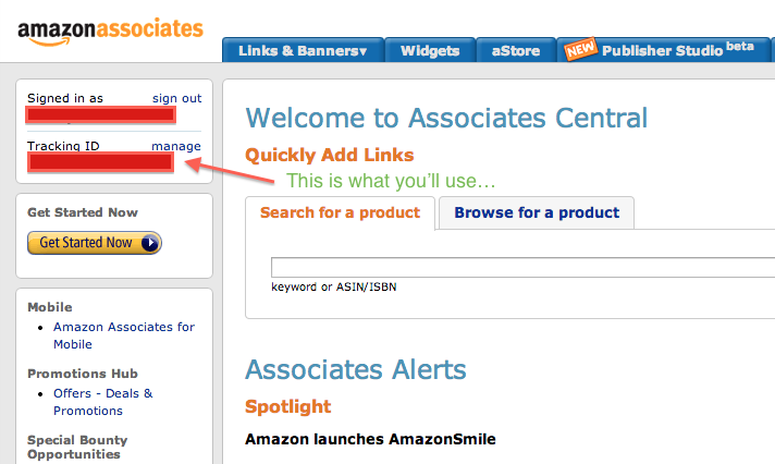 How to Build Your Own Amazon Affiliate Links | Untethered Income