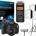 Budget Equipment for Making Video